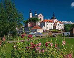 Kości&oacute;ł i były klasztor zakonu kameduł&oacute;w, Wigry, Polska<br /> The church and the former monastery of the order of Camaldolese monks, Wigry, Poland