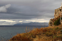 Isola di Pianosa.Pianosa Island.