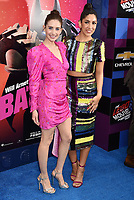 WESTWOOD, CA - FEBRUARY 02: Alison Brie (L) and Stephanie Beatriz attend the Premiere Of Warner Bros. Pictures' 'The Lego Movie 2: The Second Part' at Regency Village Theatre on February 2, 2019 in Westwood, California.<br /> CAP/ROT/TM<br /> ©TM/ROT/Capital Pictures