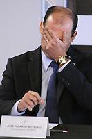 SÃO PAULO, SP, 05.02.2019: POLÍTICA-SP: José Ricardo Botelho, Presidente da ANAC, participa de anuncio de pacote de medidas para o setor de transporte aéreo, no Palácio dos Bandeirantes, nesta terça-feira, 5. ( Foto: Charles Sholl/Brazil Photo Press)