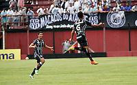GUARULHOS, SP, 08 JANEIRO 2011 - COPA SAO PAULO DE FUTEBOL JUNIOR 2012 - <br /> Felipe (d) comemora gol duarnte partida entre as equipes do Figueirense -SC x Ponte Preta realizada no Est&aacute;dio Municipal Ant&ocirc;nio Soares de Oliveira Guarulhos (SP), v&aacute;lida pela 2&ordf; Rodada do Grupo X da Copa S&atilde;o Paulo de Futebol Junior 2012, neste domingo (08). (FOTO: ALE VIANNA - NEWS FREE).