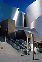 Walt Disney Concert Hall. Los Angeles Californi