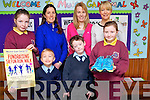 Muire Gan Smál Presentation  Primary School in Castleisland is calling on all members of the community to come together for their first 5km fund-raising walk and run. .Front L-R Szymon Podrazam Charlie Nolan and Emma O'Regan.Back L-R Shauna Ahern, Noeleen O'Connor, acting principal Maura Browne and Tina Donovan.