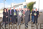 The launching of the Cairde Chiarrai fund-raising initiative to develop  Centre Excellence for the County. Pictured l-r Brid McElligott,, Ger O'Keeffe Sean Walsh , Eoin Liston,  Frank Stephenson, Mike McCarthy, Chairman of Cairde, Chiarri , John O'Dwyer  Oliver Murphy, IT Tralee, Patrick O'Sullivan, Michael O'Donoghue, Peter Twist, and JP Brick   at the Launch of the Cairde Chiarrai fund-raising initiative to develop  Centre Excellence for the County in the IT Tralee North Campus on Monday