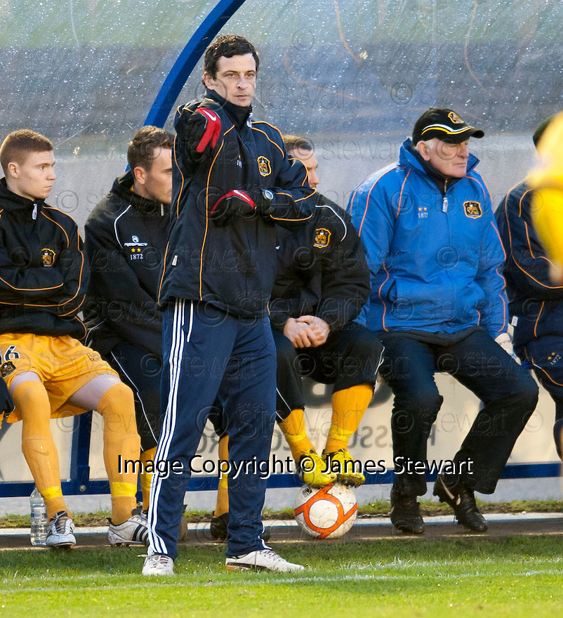 Dumbarton interim manager Jack Ross ?
