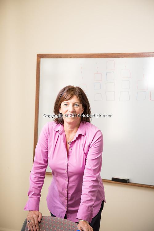 Portrait of Jo Boaler - Professor of Mathematics Education - Stanford