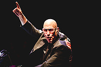 LOS ANGELES, CA - FEBRUARY 7: Mike Garson at A Bowie Celebration at the Orpheum Theatre in Los Angeles, California on January 13, 2019. <br /> CAP/MPI/SR<br /> ©SR/MPI/Capital Pictures