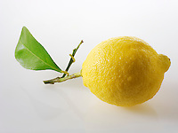 Fresh lemons