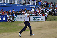 Russell Knox (SCO) during the final round of the Dubai Duty Free Irish Open, Ballyliffin Golf Club, Ballyliffin, Co Donegal, Ireland. 08/07/2018<br /> Picture: Golffile   Thos Caffrey<br /> <br /> <br /> All photo usage must carry mandatory copyright credit (&copy; Golffile   Thos Caffrey)
