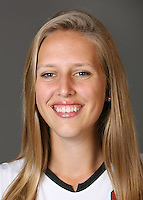 STANFORD, CA - AUGUST 14:  Chloe Bade of the Stanford Cardinal women's field hockey team poses for a headshot on August 14, 2008 in Stanford, California.