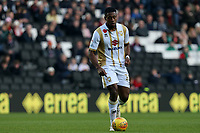 Chuks Aneke of MK Dons during MK Dons vs Macclesfield Town, Sky Bet EFL League 2 Football at stadium:mk on 17th November 2018