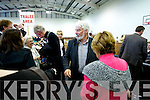 Johnnie Wall pictured at the local elections at John Mitchels on Sunday.