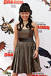 TANIA GUNADI. Arrivals to the Los Angeles premiere of Dreamworks' How To Train Your Dragon at the Gibson Amphitheater. Universal City, CA, USA. March 21, 2010.