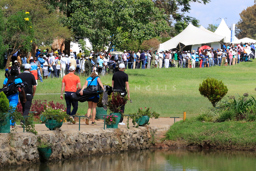 Sebastian Soderberg (SWE) during the final round of the Barclays Kenya Open played at Muthaiga Golf Club, Nairobi, Kenya 22nd - 25th March 2018 (Picture Credit / Phil Inglis) 22/03/2018<br /> <br /> <br /> All photo usage must carry mandatory copyright credit (&copy; Golffile | Phil Inglis)