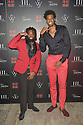 MIAMI, FL - JUNE 16: NBA player Miami Heat (#21 / Center) Hassan Whiteside (R) attends his 30th Birthday Celebration at Woodside Miami produced be The Neala Group on June 16, 2019 in Miami, Florida. ( Photo by Johnny Louis / jlnphotography.com )