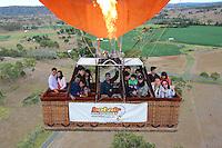 20170228 February 28 Hot Air Balloon Gold Coast