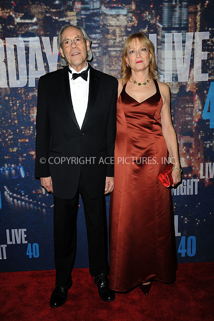 WWW.ACEPIXS.COM<br /> February 15, 2015 New York City<br /> <br /> Robert Klein walking the red carpet at the SNL 40th Anniversary Special at 30 Rockefeller Plaza on February 15, 2015 in New York City.<br /> <br /> Please byline: Kristin Callahan/AcePictures<br /> <br /> ACEPIXS.COM<br /> <br /> Tel: (646) 769 0430<br /> e-mail: info@acepixs.com<br /> web: http://www.acepixs.com