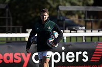 Ealing Trailfinders players warm up before the Championship Cup match between Ealing Trailfinders and Jersey at Castle Bar , West Ealing , England  on 11 November 2018. Photo by Harry Hubbard/PRiME Media Images