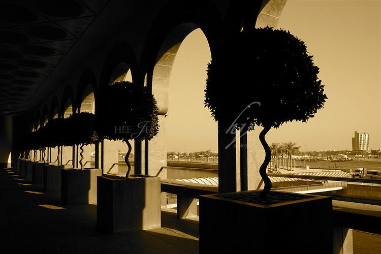 The Museum of Islamic Art, Doha, Qatar   Dec 08