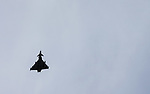 19.05.2018 Scottish Cup Final Celtic v Motherwell: Typhoon Eurofighter flypast