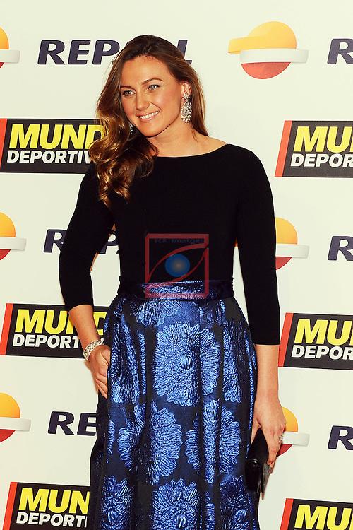 68 Gala Mundo Deportivo.<br /> Melani Costa.