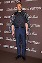Hidetoshi Nakata, Aug 29, 2013 : Hidetoshi Nakata attends Louis Vuitton 'Timeless Muses' Exhibition at Tokyo Station Hotel Tokyo Japan on 29 Aug 2013