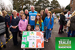 Dan O' Connor 307, who took part in the Kerry's Eye Tralee International Marathon on Sunday 16th March 2014.