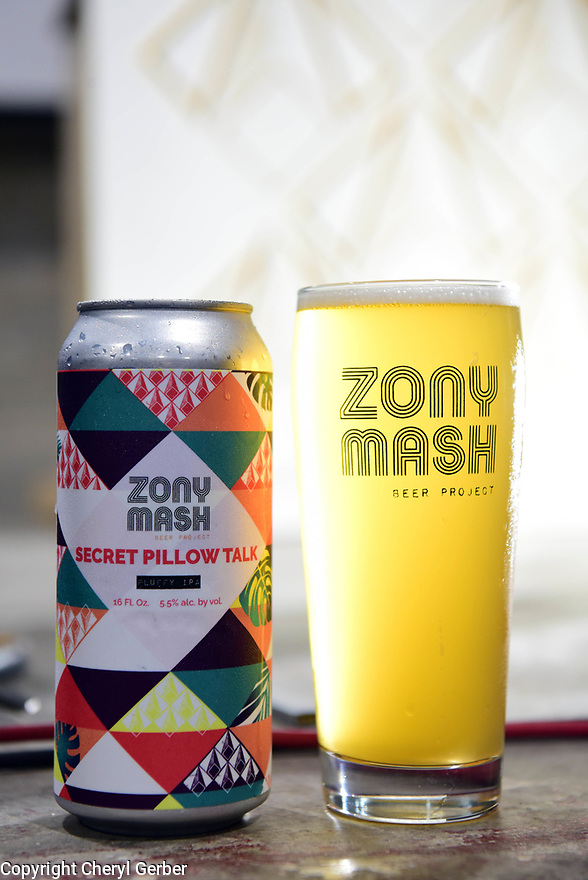 Zony Mash Beer at the historic Gem Theater