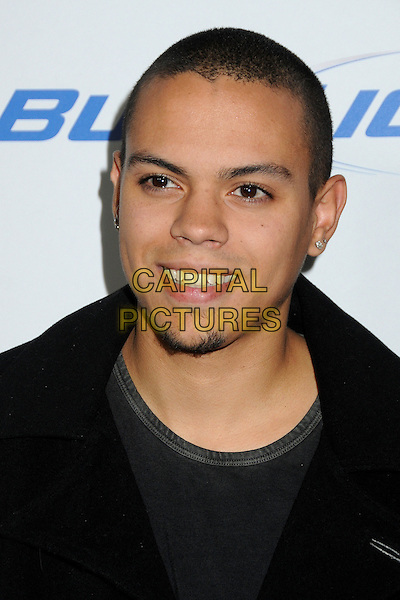 "Evan Ross .""Jeff, Who Lives At Home"" Los Angeles Premiere held at the Directors Guild of America, West Hollywood, California, USA..March 7th, 2012.headshot portrait black goatee facial hair.CAP/ADM/BP.©Byron Purvis/AdMedia/Capital Pictures."