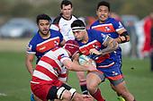 180714 Counties Manukau Club Rugby Premier  Semi-finals - Ardmore Marist v Karaka & Patumahoe v Manu