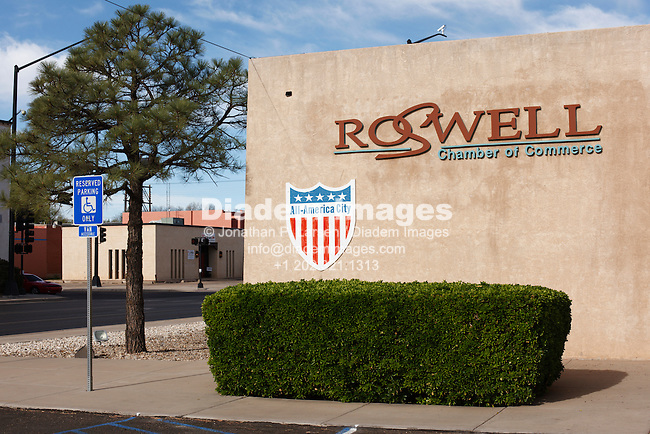 The Roswell, New Mexico Chamber of Commerce.