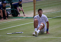 London, Wimbledon Tennis Day 13 03/07/2011..Novak Djokovic - Final Gentlemen's singles..Photo: Frey Fotosports International /AMN.