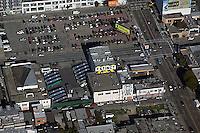 aerial photograph Trasnay SOMA San Francisco, California