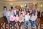 50th Birthday : Teresa Larkin, Listowel celebrating her 50th birthday with family & friends at the Listowel Arms Hotel on Saturday nigh last.