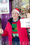 Donal at the annual Garda street collection in aid of Inspired charity in the Mall, Tralee on Wednesday.