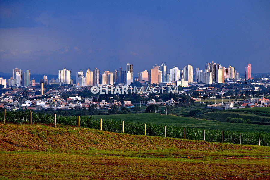 Cidade de Limeira. São Paulo. 2011. Foto de Juca Martins.