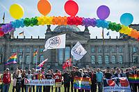 2017/05/17 Politik | Gesellschaft | Aktionstag gegen Homo- und Transphobie