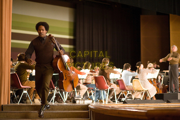 JAMIE FOXX.in The Soloist.*Filmstill - Editorial Use Only*.CAP/FB.Supplied by Capital Pictures.