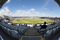 A general view of the Riverside Ground ahead of the crucial fixture between England vs New Zealand, ICC World Cup Cricket at The Riverside Ground on 3rd July 2019