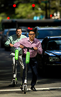 Electric Scooters in Charlotte