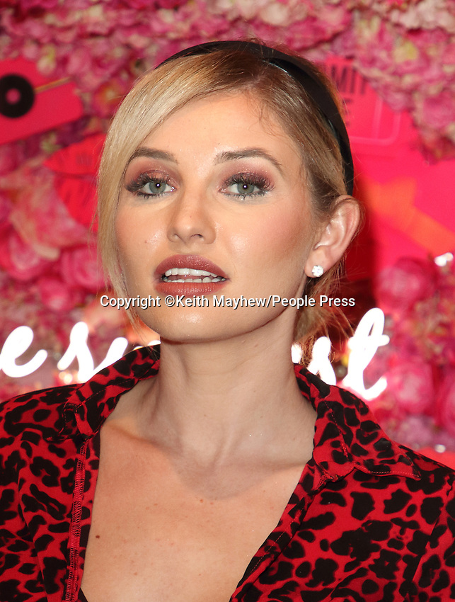 Beauticology x EL&N Cafe launch event at EL&N Cafe, Knightsbridge, London on November 15th 2019<br /> <br /> Photo by Keith Mayhew