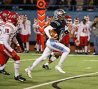 Fort Smith Southside's Jackson King breaks of a long run against Northside during Friday's game.
