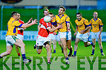 Dingle v Feale Rangers County Championship Match at Austin Stack Park on Saturday evening.