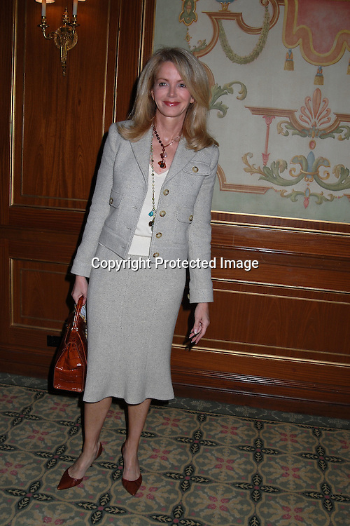 Blaine Trump..at The 18th Annual PAL  Women of the Year Luncheon  ..on October 17, 2006 at The Pierre Hotel. ..The honorees were Claudia Cohen, Pamela Thomas-Graham, Diana L Taylor and Melania Trump...Robin Platzer, Twin Images