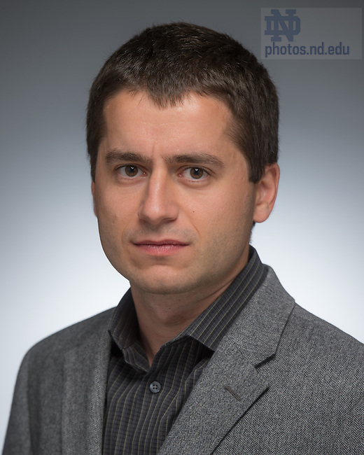 Aug. 15, 2014; Claudiu Raicu<br /> <br /> Photo by Matt Cashore/University of Notre Dame