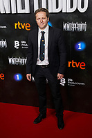 Juan Diaz attends to La Caza. Monteperdido premiere at Capitol cinema in Madrid, Spain. March 12, 2019. (ALTERPHOTOS/A. Perez Meca)