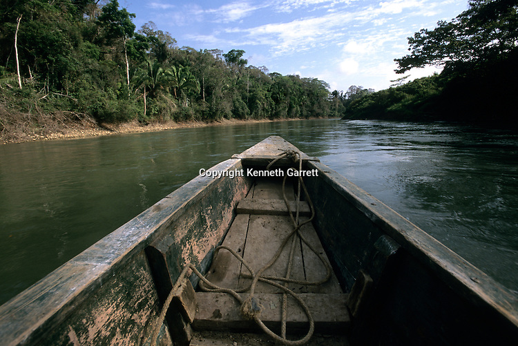 River scenic, Cancuen, Guatemala, Pasion River, Rio Pasion.