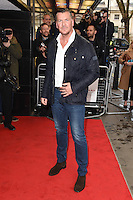 "Craig Fairbrass<br /> arrives for the ""Criminal"" premiere at the Curzon Mayfair Cinema, London<br /> <br /> <br /> ©Ash Knotek  D3104 07/04/2016"