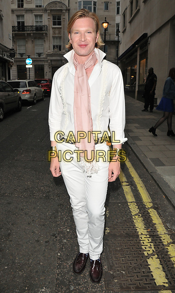 Henry Conway at the Quaglino's Q Legends launch party, Quaglino's, Bury Street, London, England, UK, on Tuesday 18 July 2017.<br /> CAP/CAN<br /> &copy;CAN/Capital Pictures
