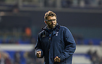 Tottenham Hotspur Fitness Coach Nathan Gardiner during the UEFA Europa League 2nd leg match between Tottenham Hotspur and Fiorentina at White Hart Lane, London, England on 25 February 2016. Photo by Andy Rowland / Prime Media images.